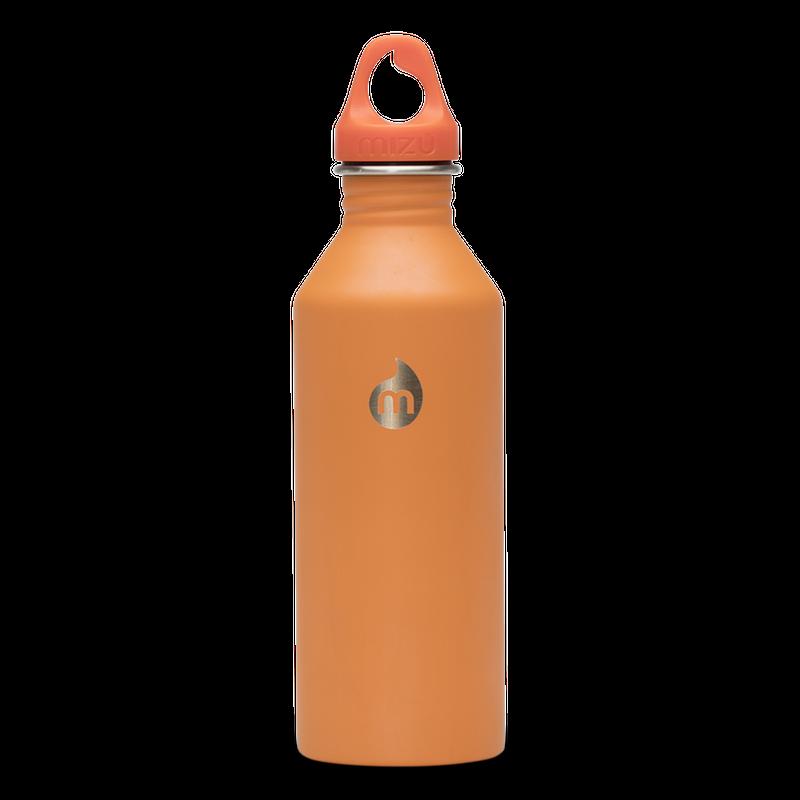 MIZU M8 Soft Touch Orange / 期間限定 送料無料 ボトルジャケット付き