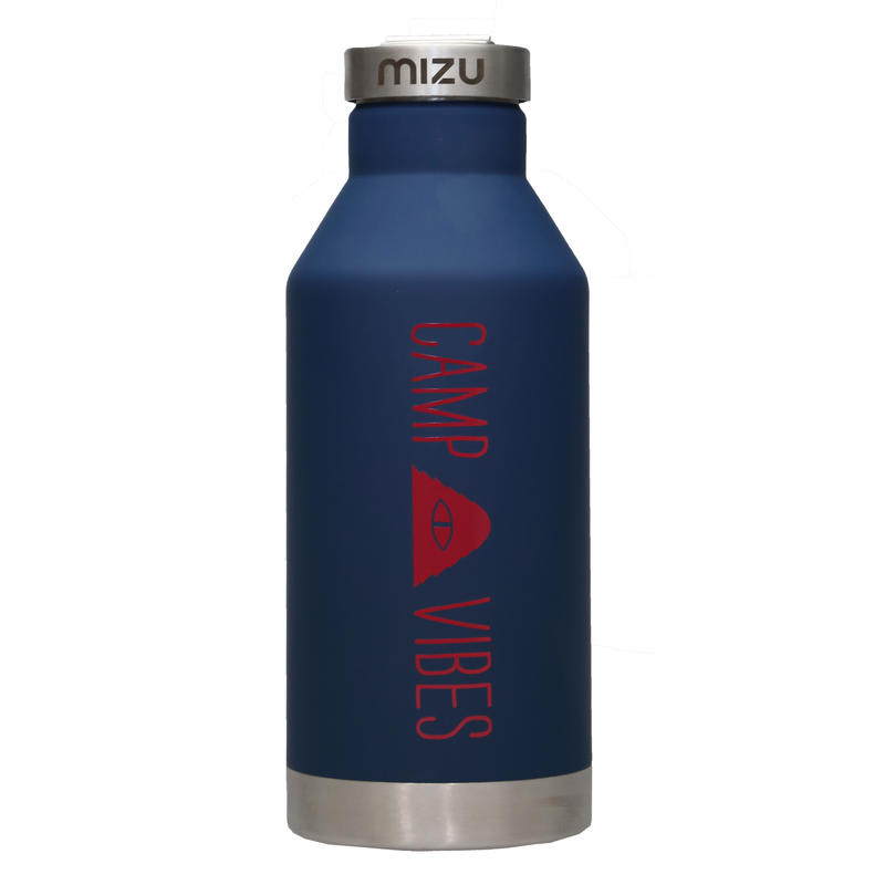 MIZU POLeR CAMP VIBES  V6  Soft Touch Blue