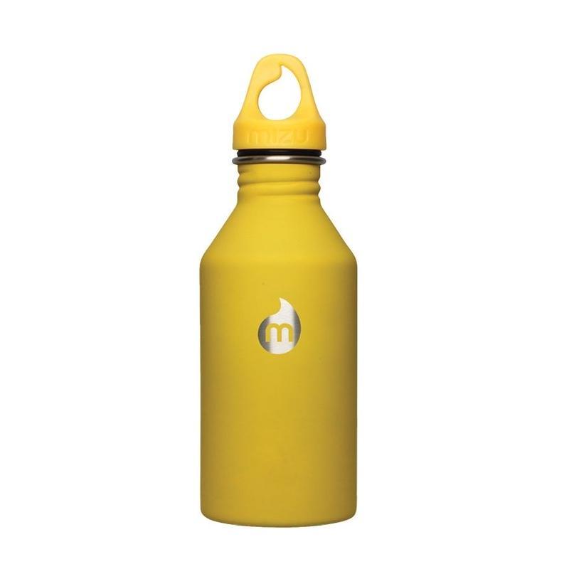 MIZU M6 Soft Touch Yellow /BURTONボトルジャケット付き 送料無料