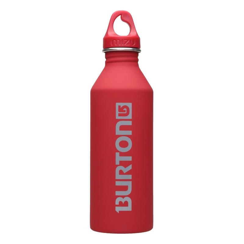 MIZU BURTOM M8 Logo Soft Touch Red