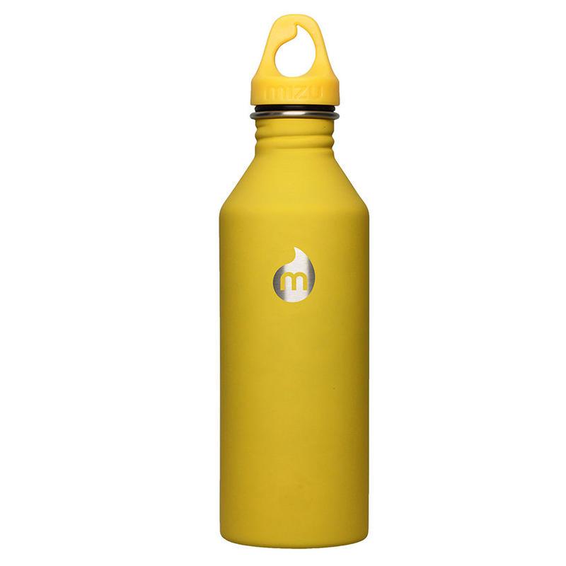 MIZU M8 Soft Touch Yellow 期間限定 送料無料 ボトルジャケット付き