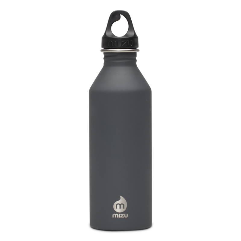 MIZU M8 Soft Touch Gray / 期間限定 ボトルジャケット付き