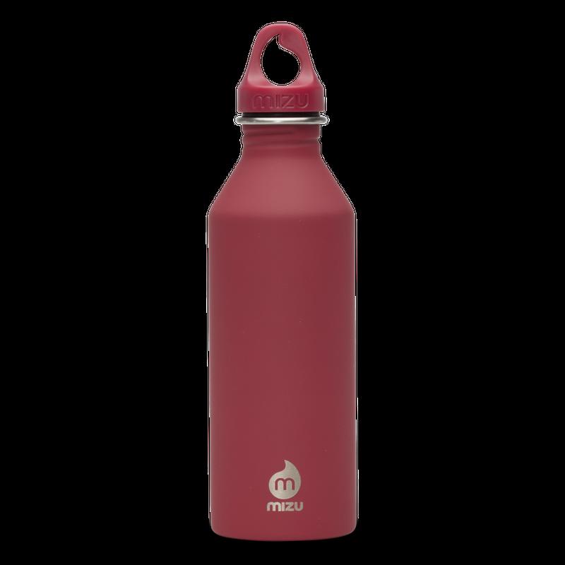 MIZU M8 Soft Touch Red / 期間限定 送料無料 ボトルジャケット付き