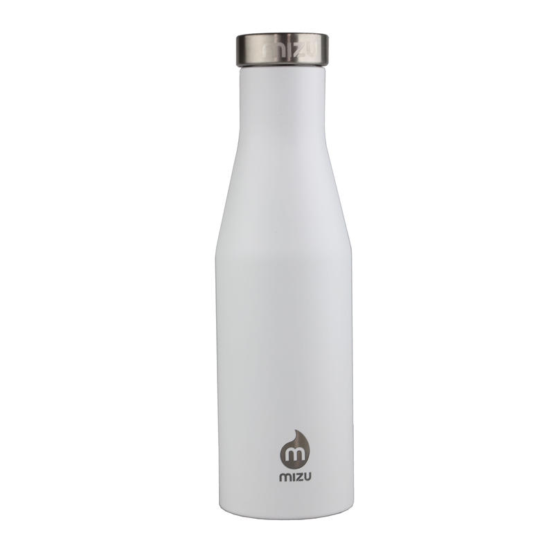 MIZU S4  Enduro White