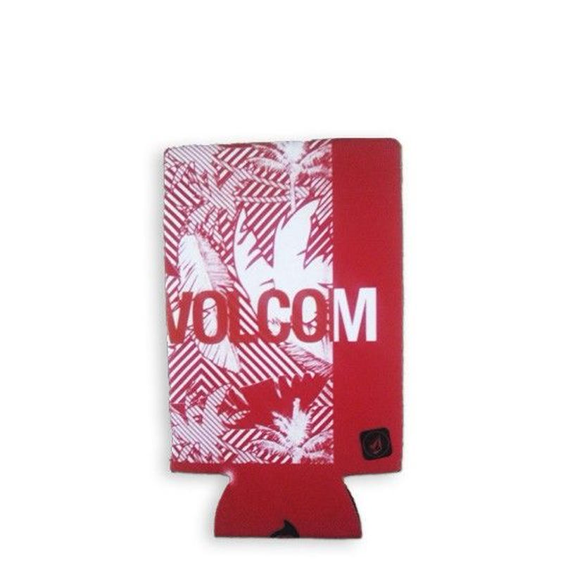 mizu VOLCOM bottle Jacket Red Palm M8