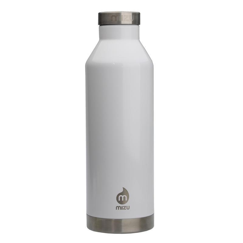 MIZUボトル V8 Glossy White