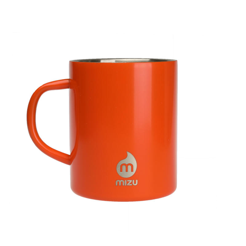 MIZU CAMP CUP Glossy Orange