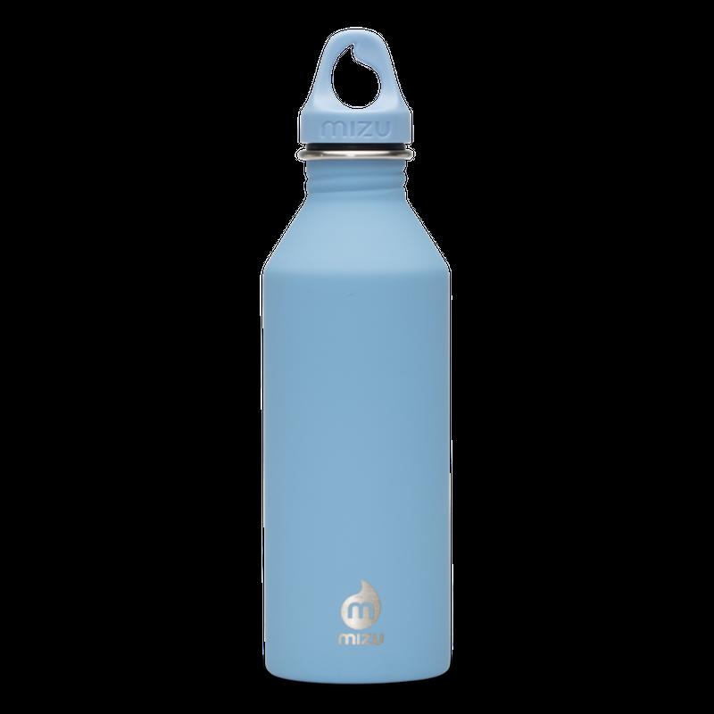 MIZU M8 Soft Touch Light Blue / 期間限定 送料無料 ボトルジャケット付き