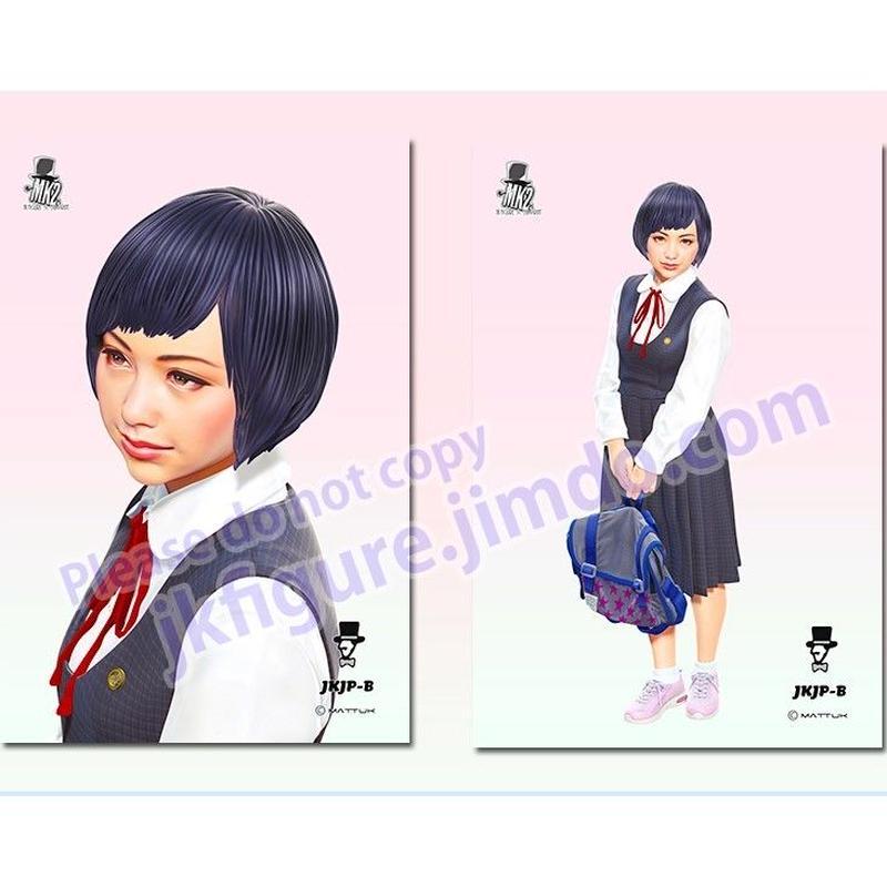 ポストカードセット013 (6枚セット) JKJP-B
