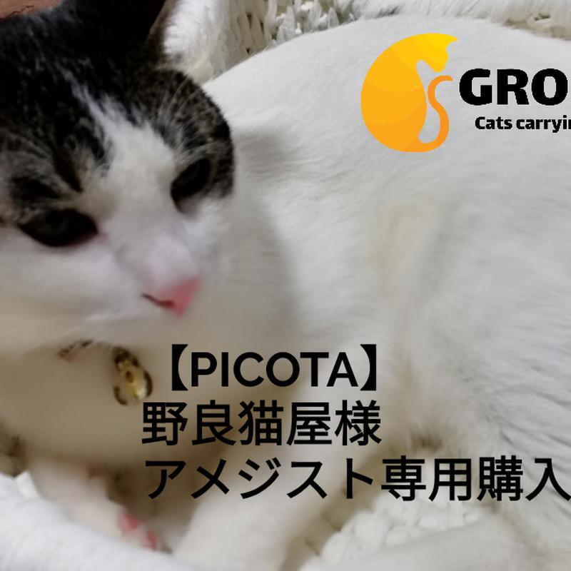 野良猫屋様専用アメジスト購入窓口【PICOTA】