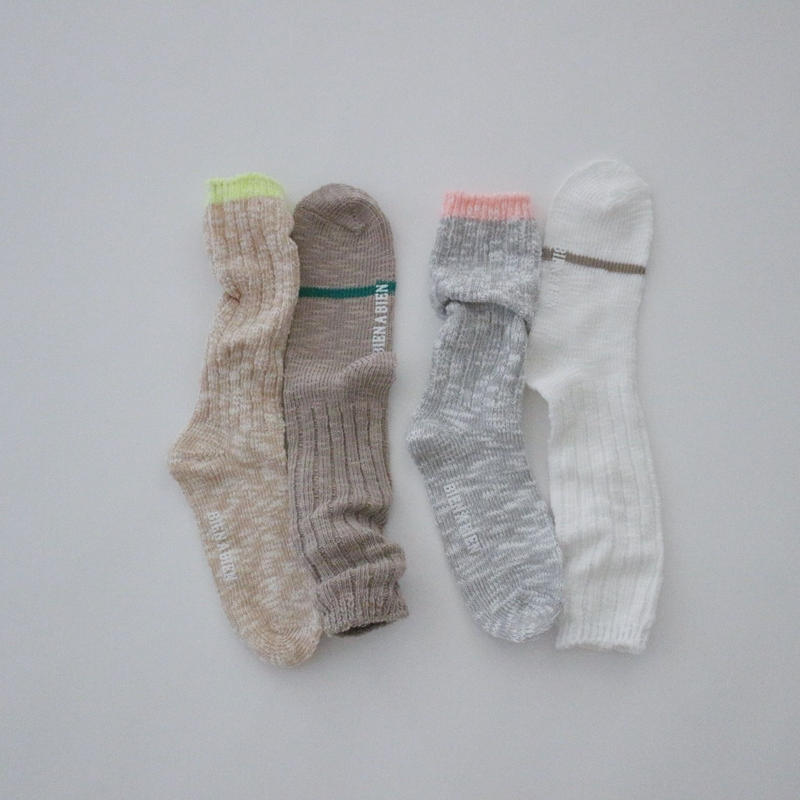 BN blanc socks