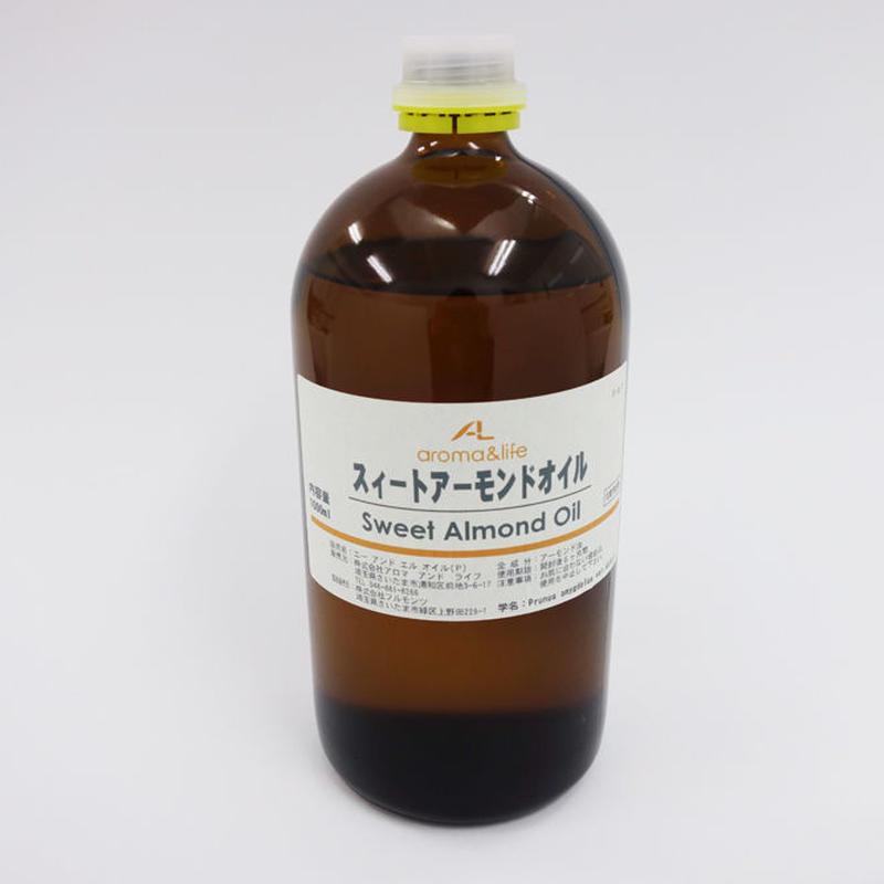 【A&L】業務用スィートアーモンドオイル [1000ml]