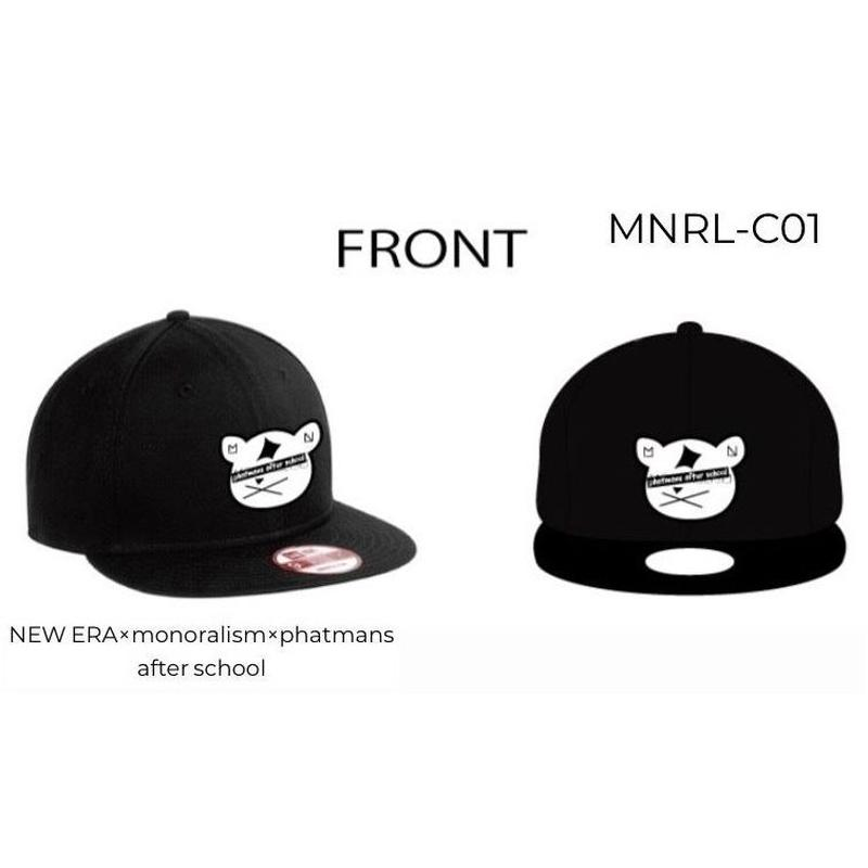 NEW ERA×monoralism×phatmans after school CAP