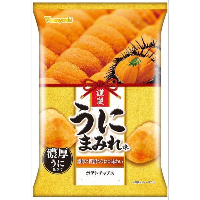 ポテトチップス うにまみれ味 48g(1ケース:12袋入)