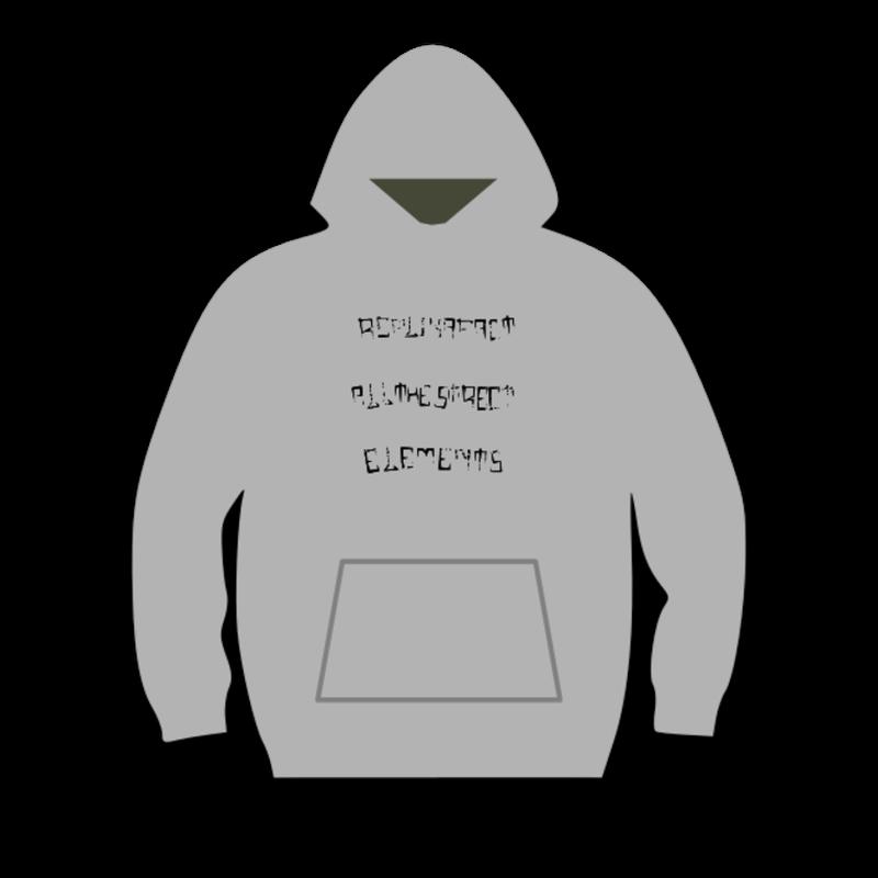 ktn hoodie gray