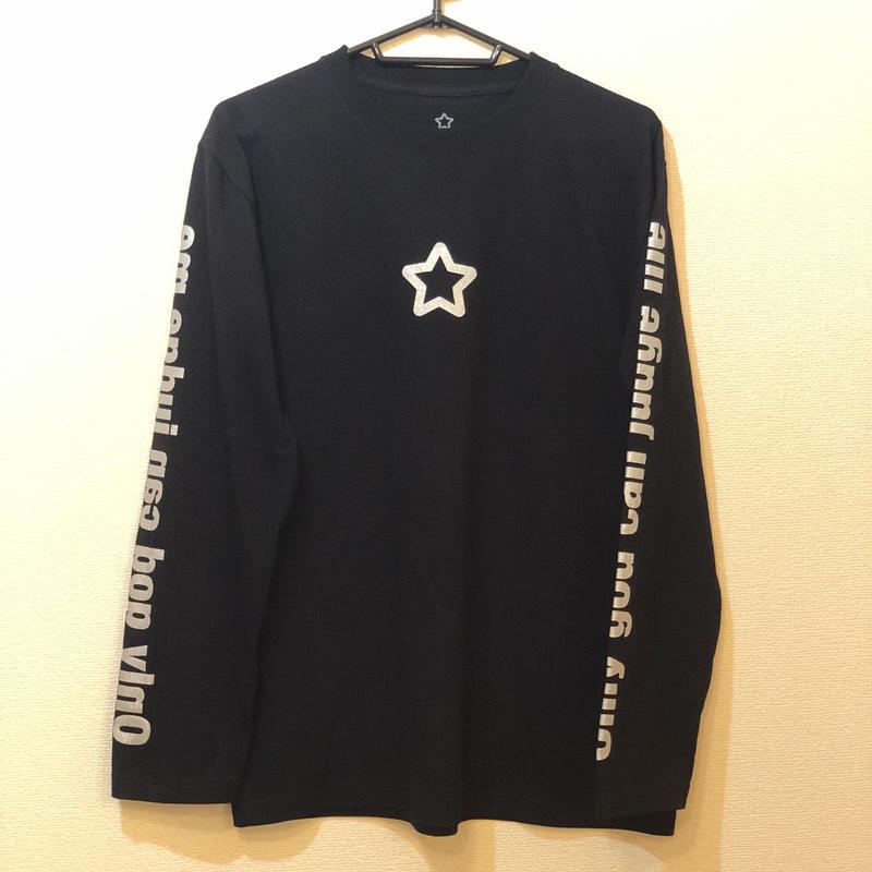 ロングスリーブTシャツミラー