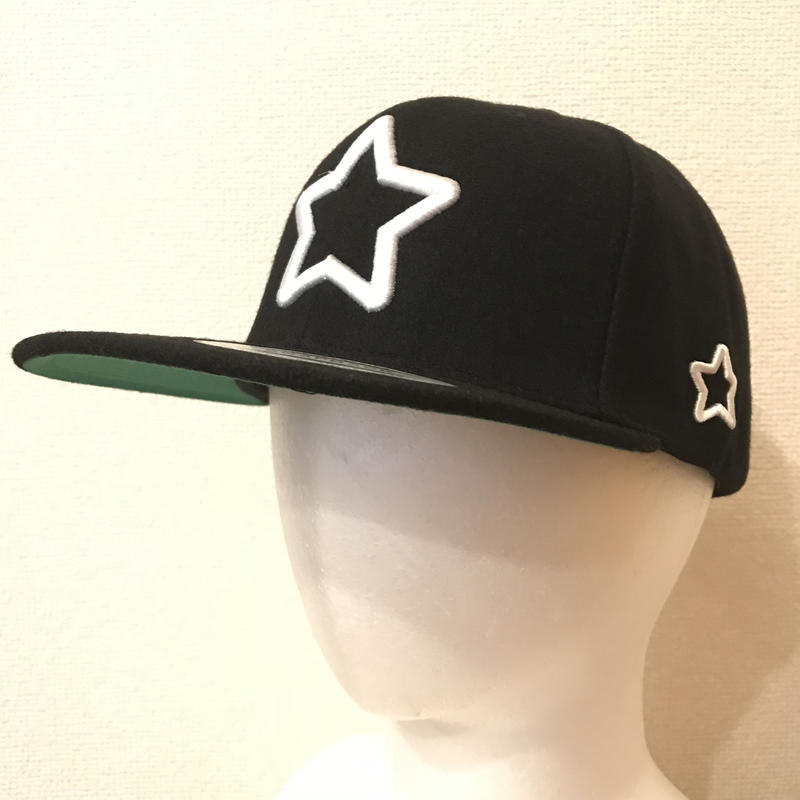 mobstar wool cap black