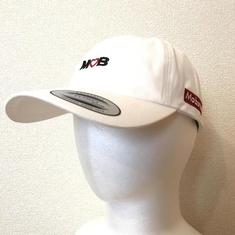 MOB cap white