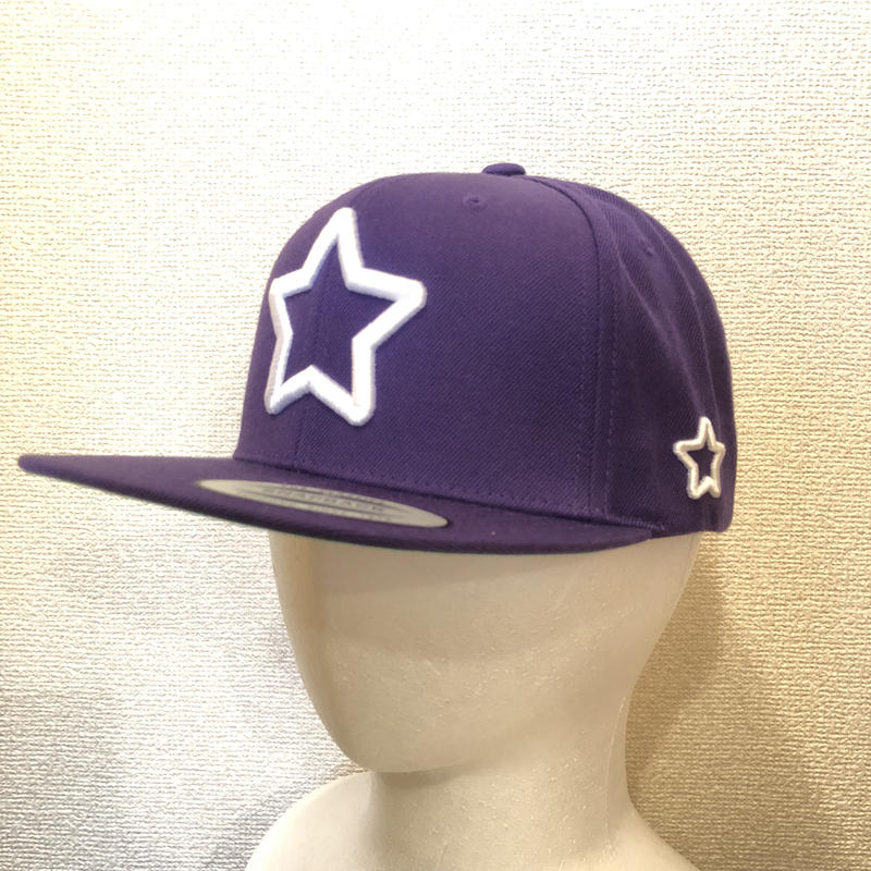 Mobstar cap purple