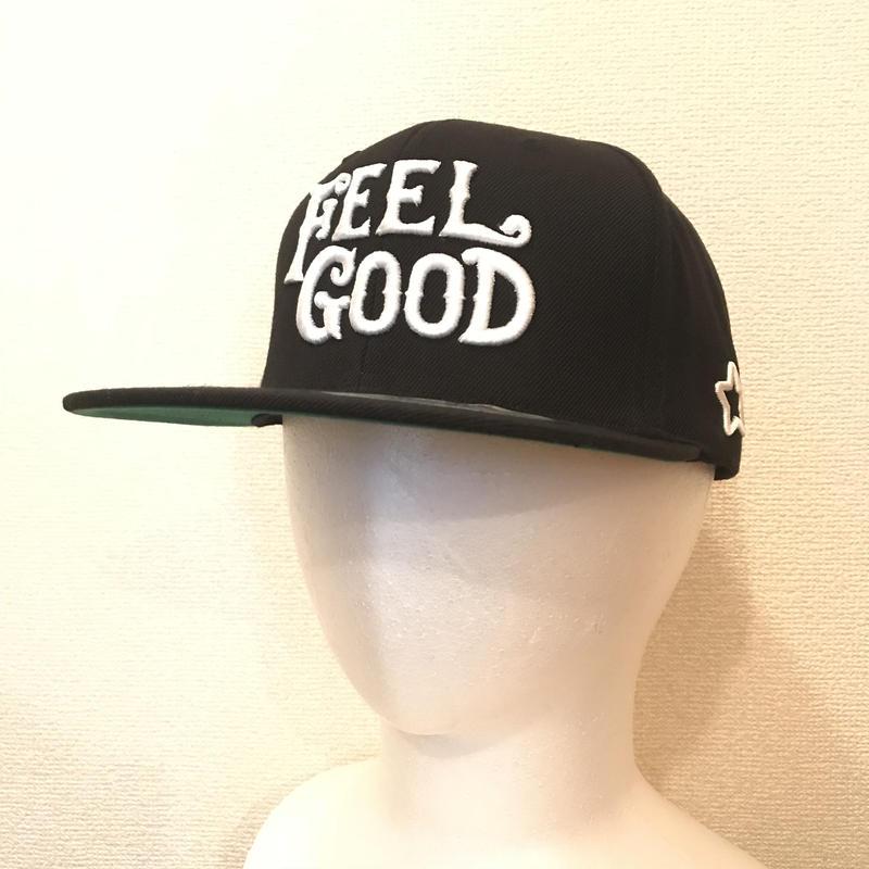 FEELGOOD cap black