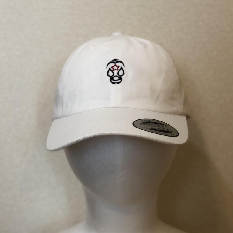 MOBSTAR MAN CAP white