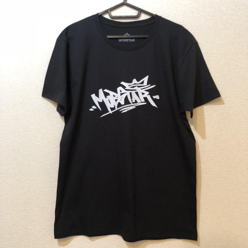 MOBSTAR ロゴTシャツ black