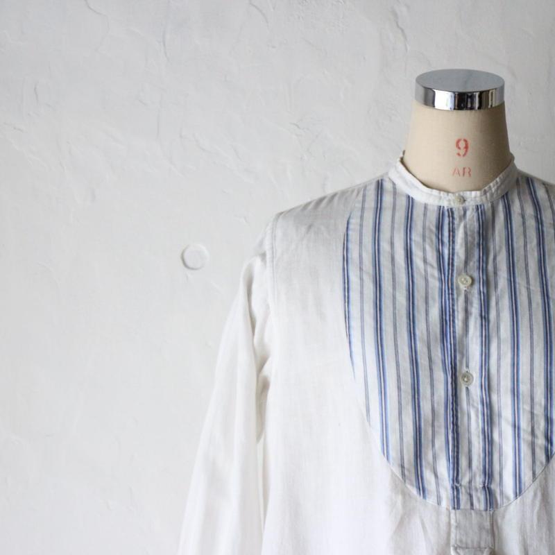 ロング丈ドレスシャツ [281]