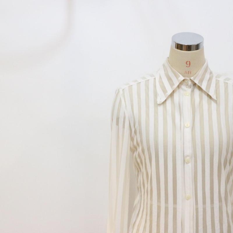 シースルーシャツ [409a]