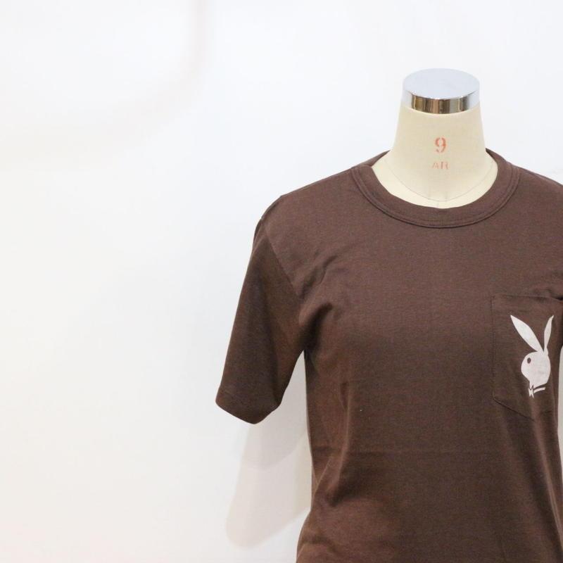 80's Deadstock ポケットTシャツ [312]