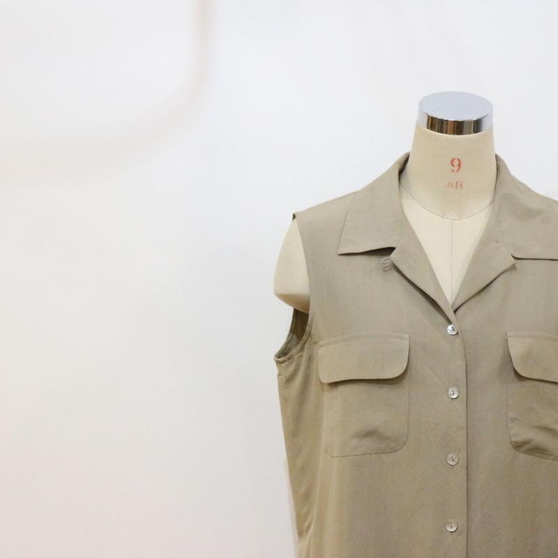 ノースリーブシャツ [059a]