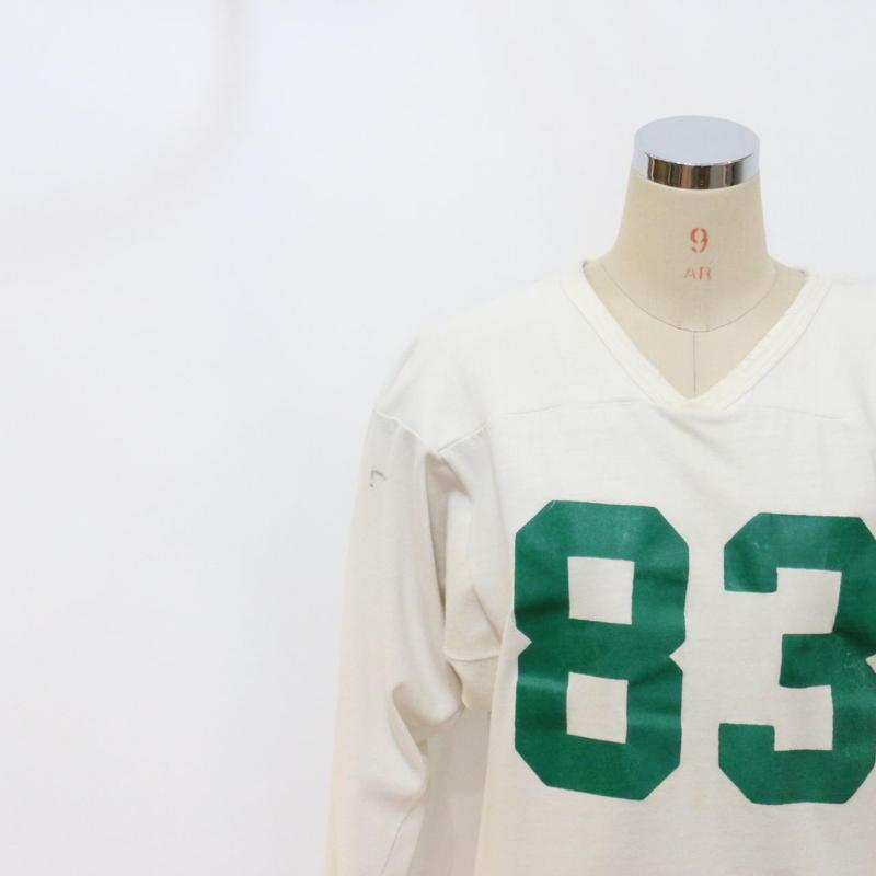 70~80's フットボールtee [321]