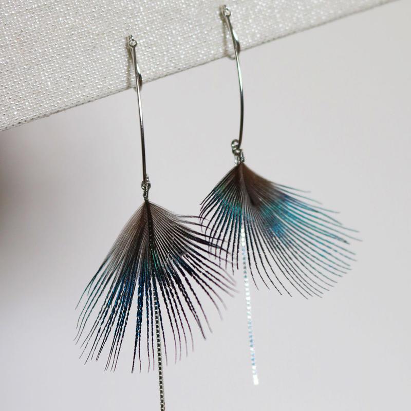 feather Earrings [FP-13]