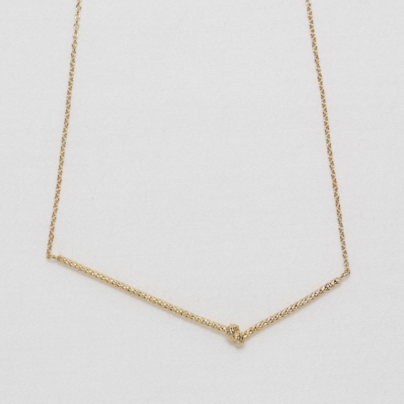 Knot Necklace [CN-6]