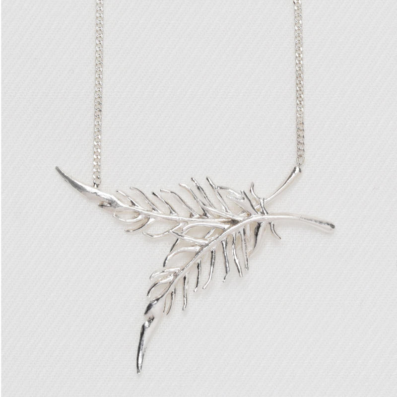 Plume Necklace [PN-15]