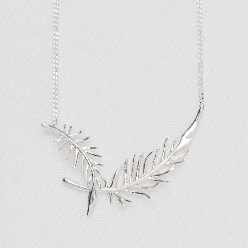 Plume Necklace [PN-14]