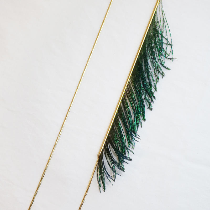 feather Necklace [FN-8]  [FN-9]