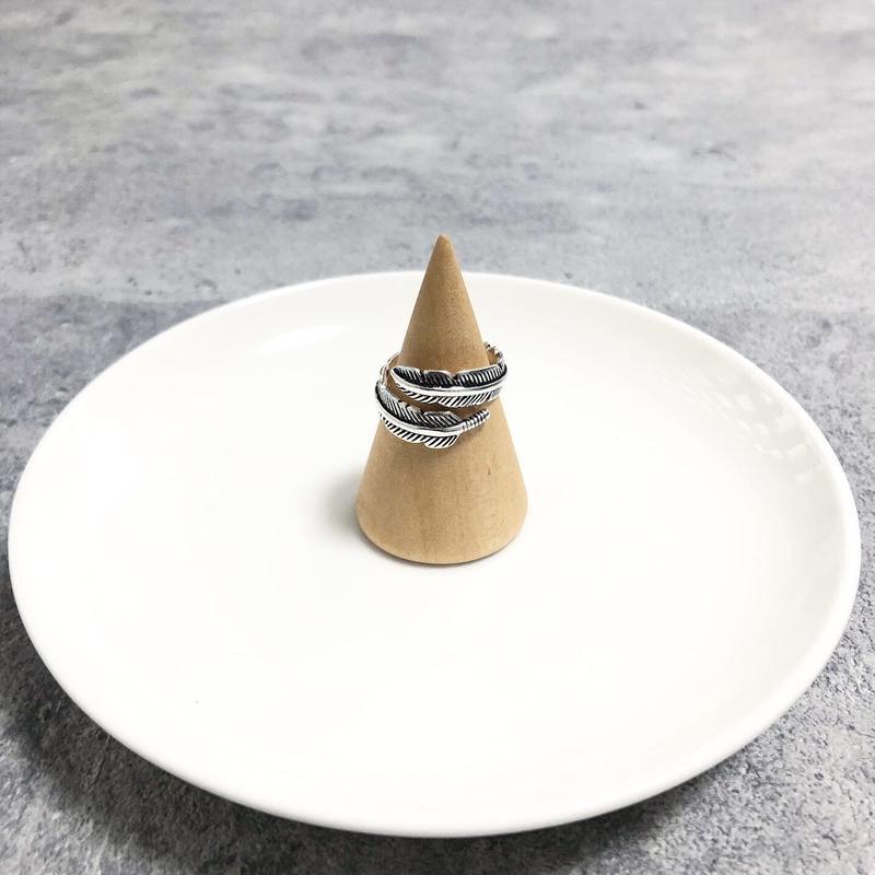 sliver 925 ring 10
