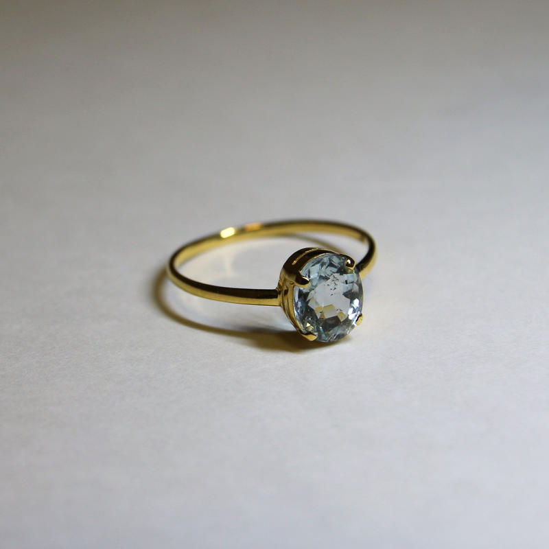 Breeze Spinel Ring