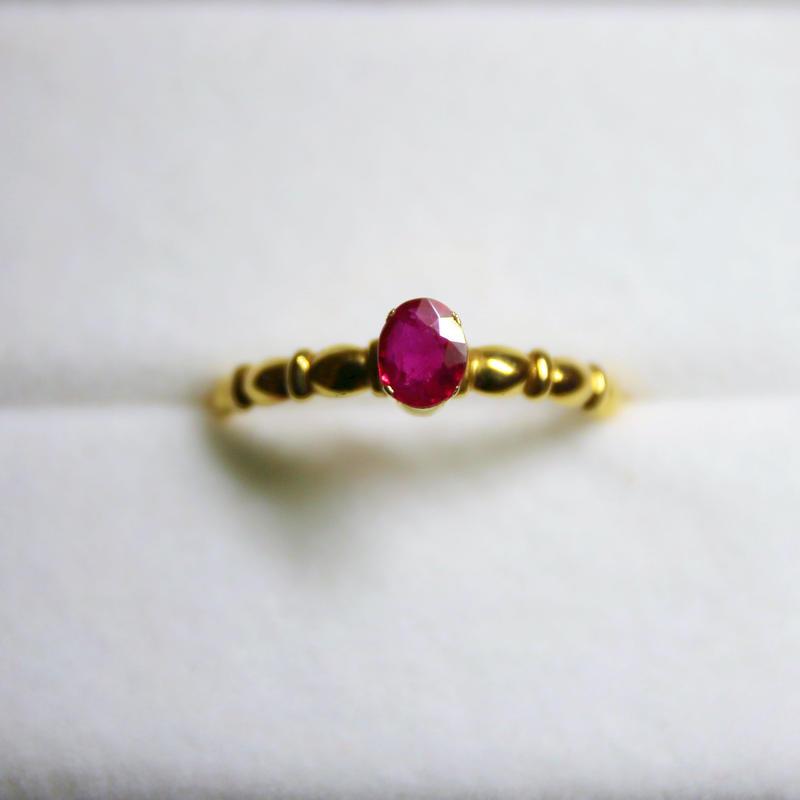Princess Ruby Ring