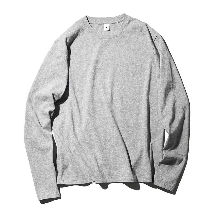 Crew Neck Long T-shirts(JS040)