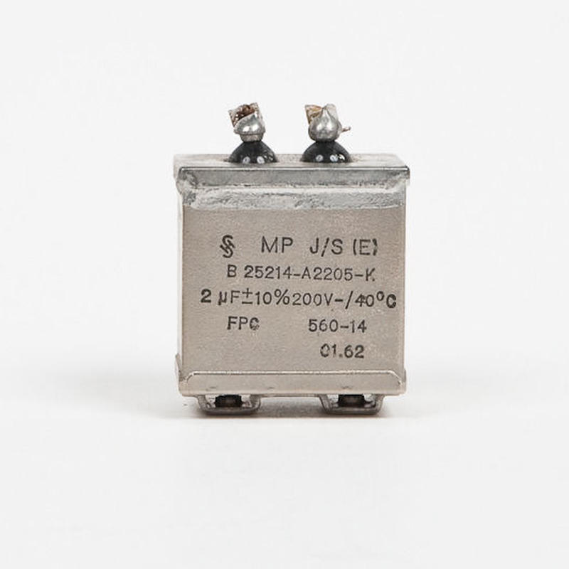 Simens 2uF/200V PIO コンデンサー  2個セット