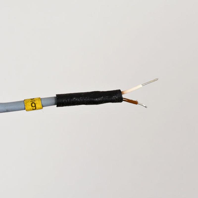 neumann / 2芯単線シールドケーブル 約8cm〜14cm 7本               [vc-11]