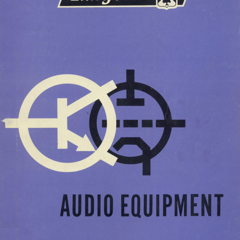Langevin Audio Equipment Catalogue 1963 (PDF)
