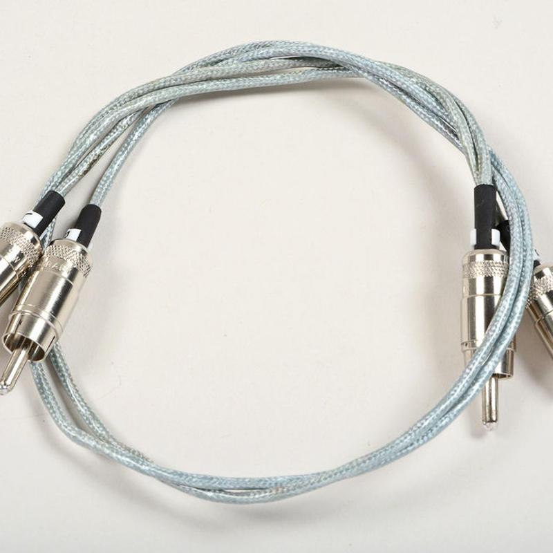 50~60年代siemens WSWコンソール配線RCA /約50cm