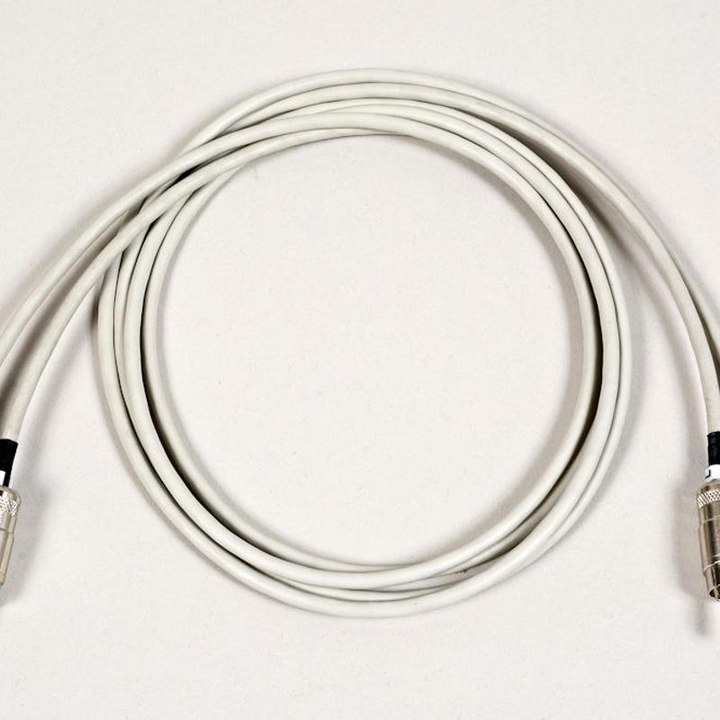 1960 SIEMENS mic cable 3芯シールド/RCAケーブル/1mペア