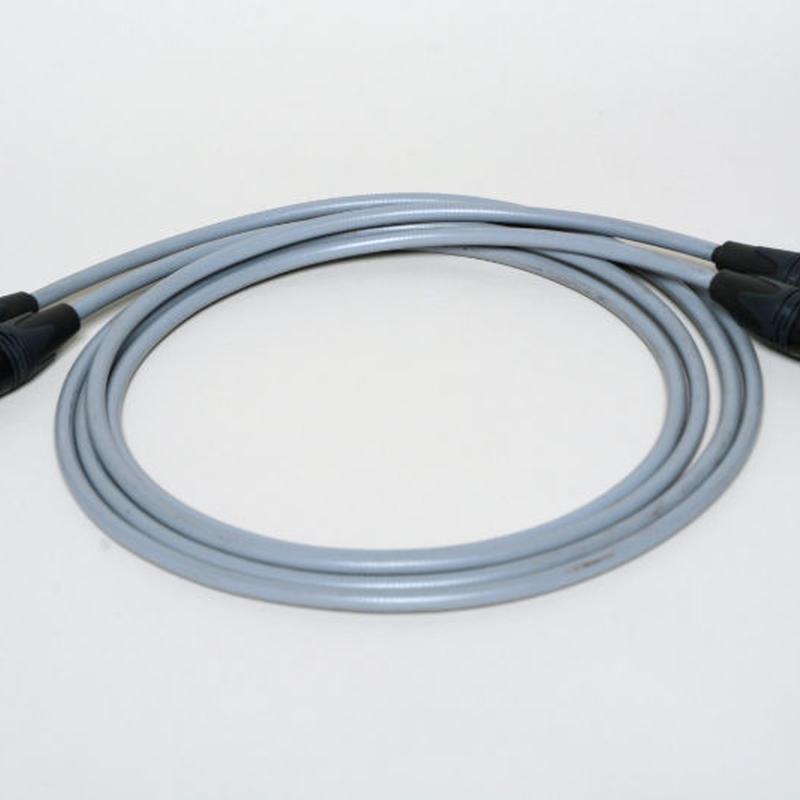 Simens Vintage Mic/Line Cable1960 4芯シールド / XLR-XLR / NOS / 約1.6m