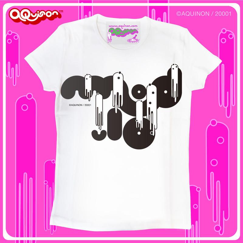 T-shirt【modulo】/ Ladies or Mens