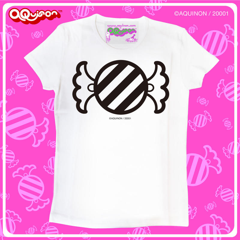 T-shirt【candy】/ Ladies
