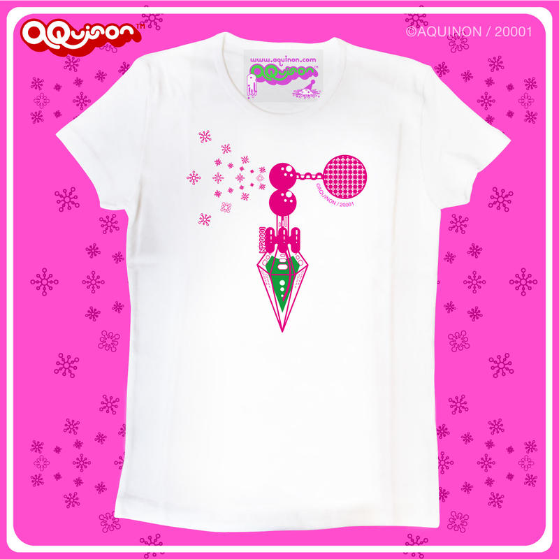 T-shirt【PERFUME by aquinon】/ Ladies