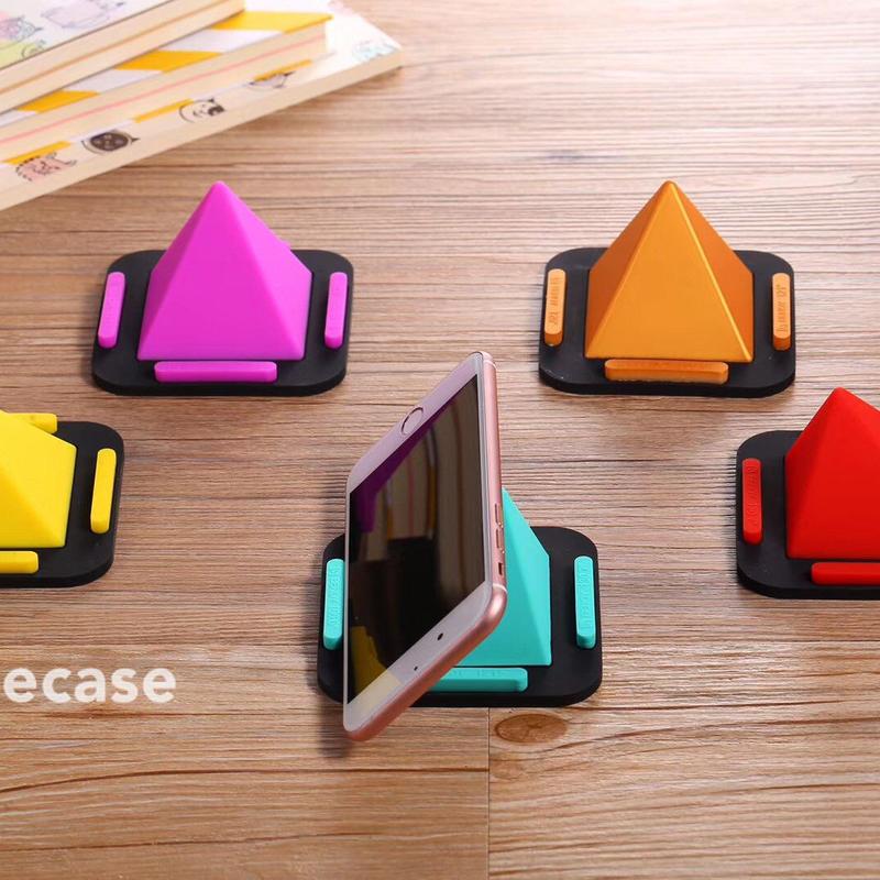 スマホスタンド 携帯電話用ドック・スタンド ipad用スタンド 可愛い 耐久性 シリコン製  便利